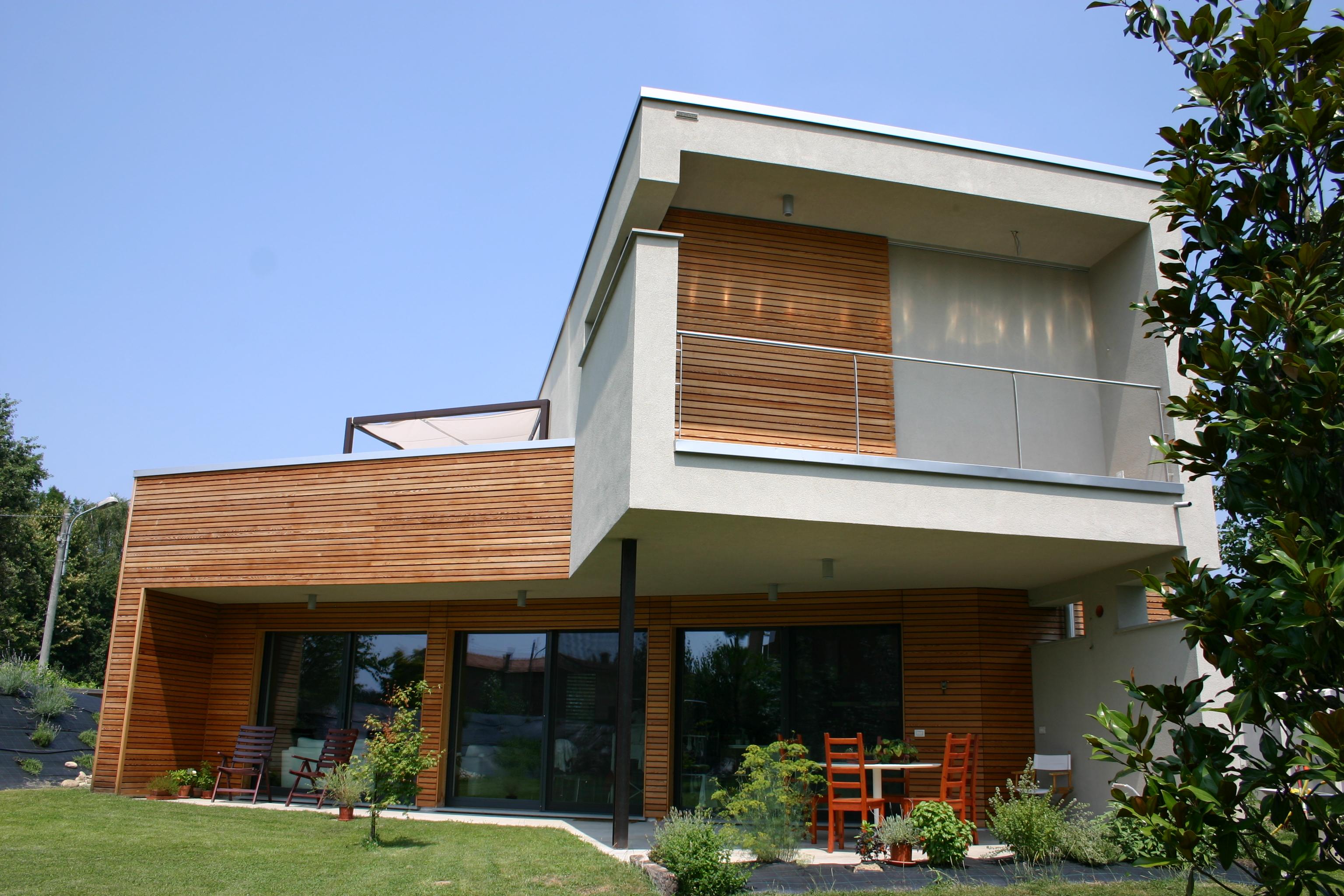 Mossotti 1 by habicherholzbau for Costruzioni in legno