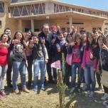 alunni scuola media di Menfi