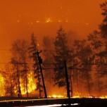 Incendio Canada Alberta